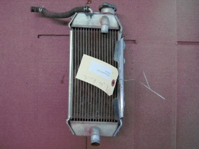 Purchase 2006 Kawasaki KX 250 F Right Radiator motorcycle in Shelbyville, Kentucky, US, for US $139.99