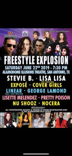 Freestyle explosion concert