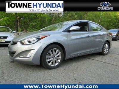 2016 Hyundai Elantra GLS (Titanium Gray Metallic)