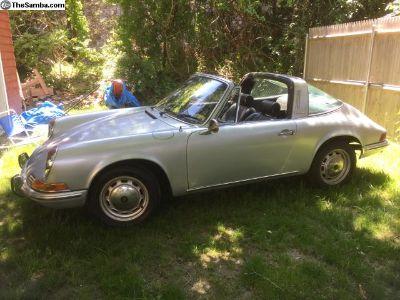 1969 912 Targa