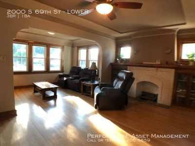 Apartment Rental - 2000 S 69th St