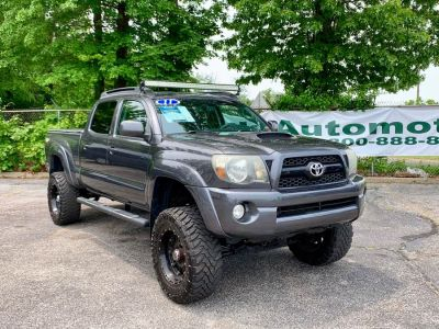 2011 Toyota Tacoma V6 (Magnetic Gray Metallic)