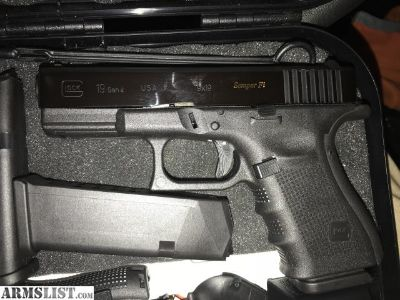 For Sale/Trade: glock 19