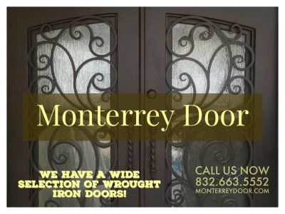Iron Doors Gallery