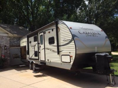 By Owner! 2015 30 ft. Coachmen Catalina 283-RBKS (purchased new in 2016)