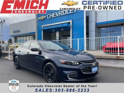 2018 Chevrolet Malibu LS (velvet)