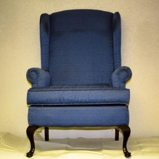 Blue Chairs (3 Chairs)