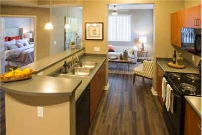 1 bedroom Apartment - Cascades invites you to move your imagination.