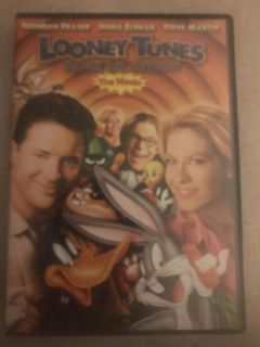 Looney Toons the Movie dvd