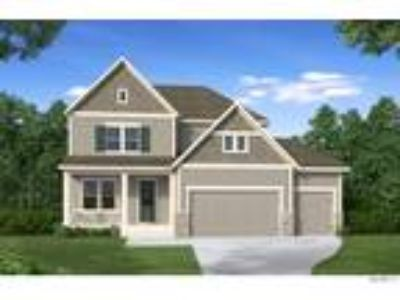 The Laughlin by David Weekley Homes: Plan to be Built