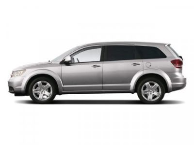 2010 Dodge Journey R/T (Bright Silver Metallic)