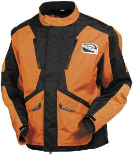 Sell MSR Trans Jak Small Dirt Bike Orange Jacket Enduro Dual Sport ATV MX Sml Sm S motorcycle in Ashton, Illinois, US, for US $107.96