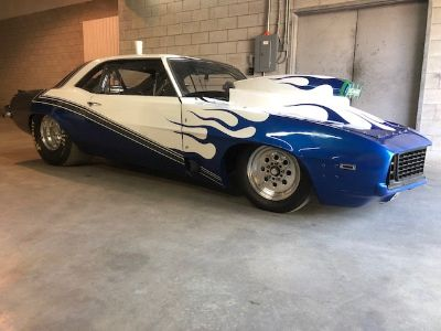 69 camaro roller , chassis car