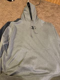 Champion gray sweatshirt 2XL
