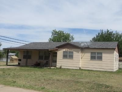 3 Bed 1 Bath Foreclosure Property in Amarillo, TX 79107 - Beaver Dr