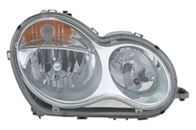 Sell Replace MB2503148 - 2005 Mercedes C Class Front RH Headlight Assembly Halogen motorcycle in Tampa, Florida, US, for US $351.99