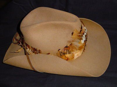 STETSON Western hat 'The Billy Kidd'