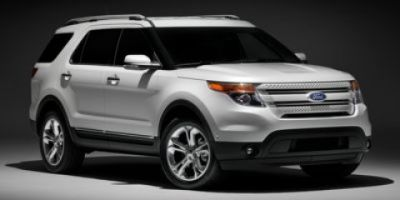 2014 Ford Explorer XLT (BLACK)