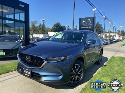 2018 Mazda CX-5 touring (Eternal Blue)