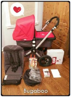Like New Bugaboo Cameleon 2 with Extras