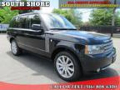 2010 LAND ROVER Range Rover with 94424 miles!