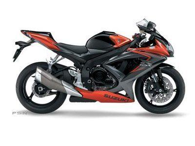 2008 Suzuki GSX-R750 SuperSport Motorcycles Eden Prairie, MN