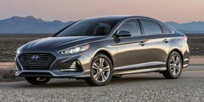 2019 Hyundai Sonata Limited (Machine Gray)