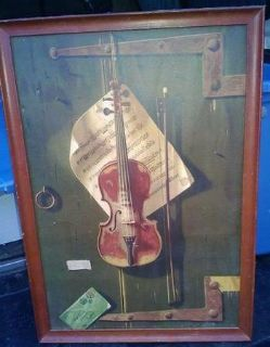 Fiddle Picture (Violin for city folk)