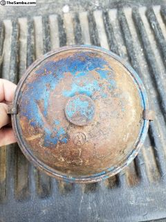 Mann air cleaner dated 7-59