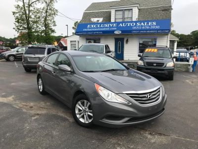2011 Hyundai Sonata GLS (Harbor Gray Metallic)