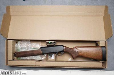 For Sale: Remington V3 walnut lnib 12ga $650