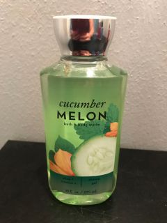 Bath and Body Works cucumber melon NEW