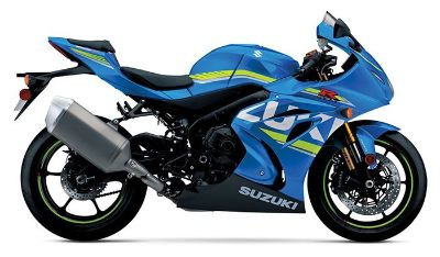 2017 Suzuki GSX-R1000R SuperSport Motorcycles West Bridgewater, MA