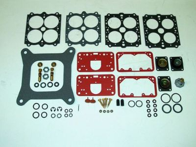 Sell Holley Performance 4150 Double Pumper Carburetor Gaskets Rebuild Kit barry grant motorcycle in High Ridge, Missouri, United States, for US $31.75