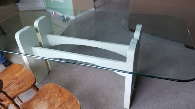 Kitchen / Dining Room Glass Table