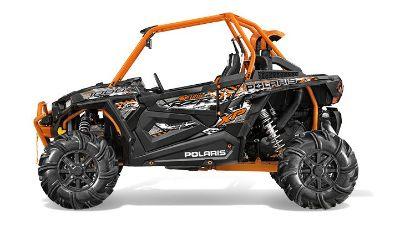 2015 Polaris RZR XP 1000 EPS High Lifter Edition Sport-Utility Utility Vehicles Brazoria, TX