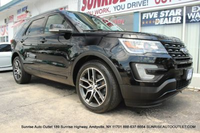 2016 Ford Explorer 4WD 4dr Sport (Shadow Black)