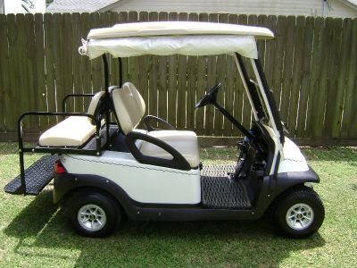 2006 four seater Club Car golf cart
