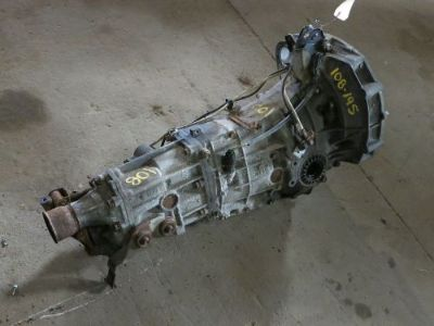 Purchase 05 06 07 Subaru Impreza RS 2.5i Outback Manual Transmission 63K Trans MT OEM motorcycle in Marlette, Michigan, United States, for US $649.99