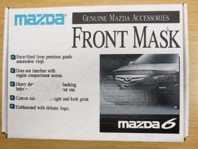 Find Mazda 6 Front End Cover 0000-8G-H03: Bras & Nose Protector | Genuine, NEW motorcycle in West Palm Beach, Florida, United States, for US $69.00