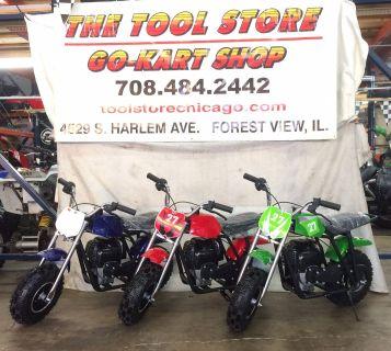 2018 Yuluan mini 27 Motor Bikes Forest View, IL