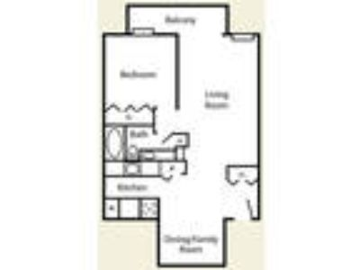 Harbor Pointe Apartments - One BR + Dining