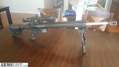For Sale/Trade: Aero Precision AR10 6.5 Creedmore