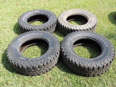 4 ea. Firestone Destination Tires