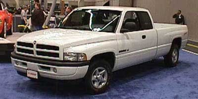 1998 Dodge RSX Laramie SLT (Bright White Clear Coat)