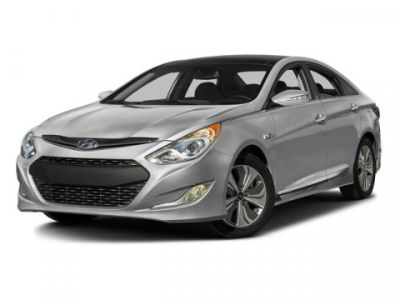 2015 Hyundai Sonata Hybrid Base (Eclipse Black)