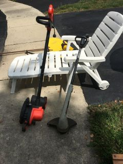 Black and decker edger and trimmer