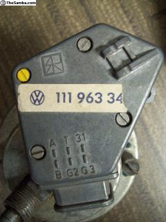 NOS? sensor partial part number - 111 963 34x