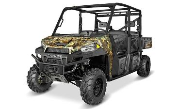 2016 Polaris Ranger Crew XP 900-6 EPS Side x Side Utility Vehicles Greenwood, MS