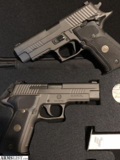 For Sale: Sig Sauer p226 Legions